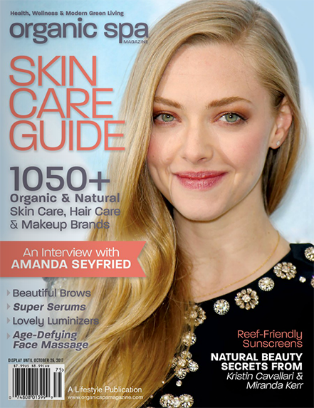 Organic Spa Magazine's Annual Skin Care Guide