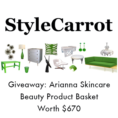 Style Carrot Giveaway