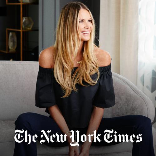 Elle Macpherson Uses Arianna – NY Times