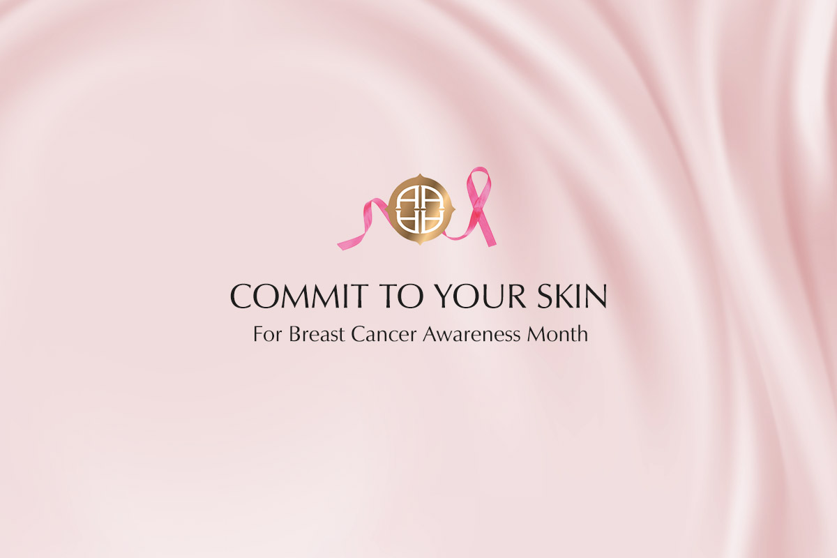COMMIT TO YOUR SKIN