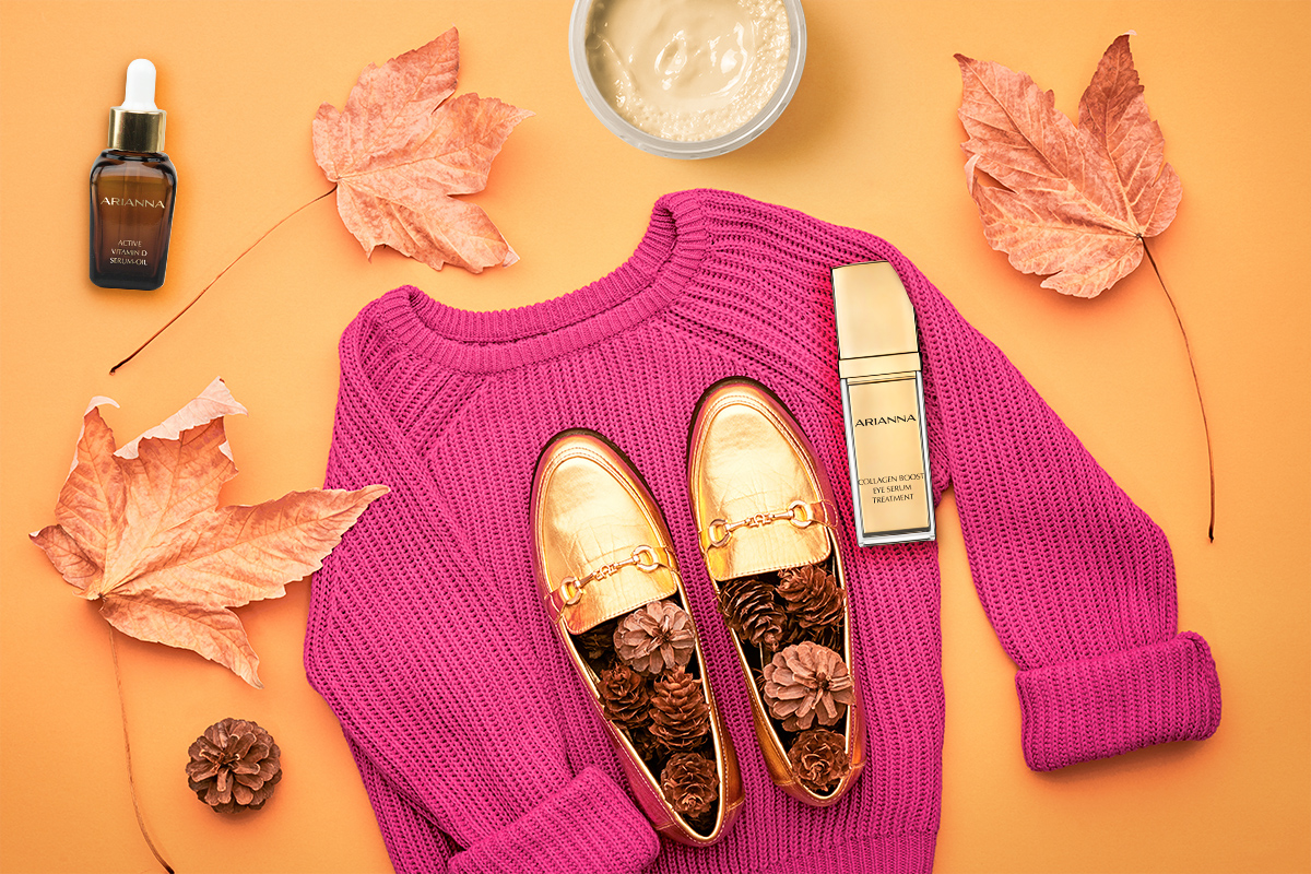 Fall Vibes, Pumpkin Skincare & Vitamin D