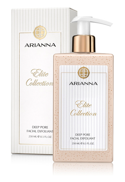 Arianna Deep Pore Facial Exfoliant