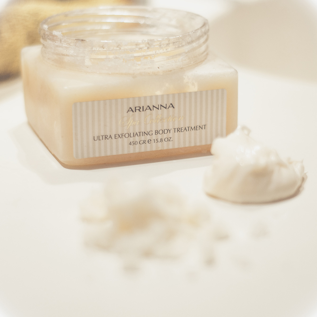 Arianna Ultra Exfoliating Body Treatment